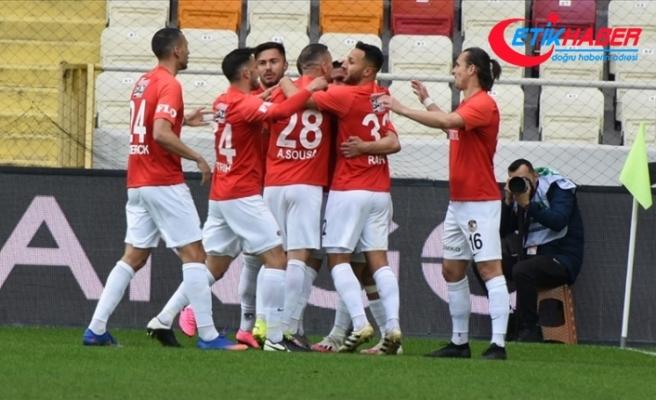 Gaziantep, Süper Lig'i ilk 5 arasında bitirmek istiyor