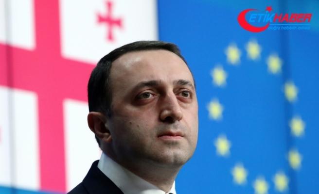 Gürcistan Başbakanı Garibaşvili Covid-19'a yakalandı
