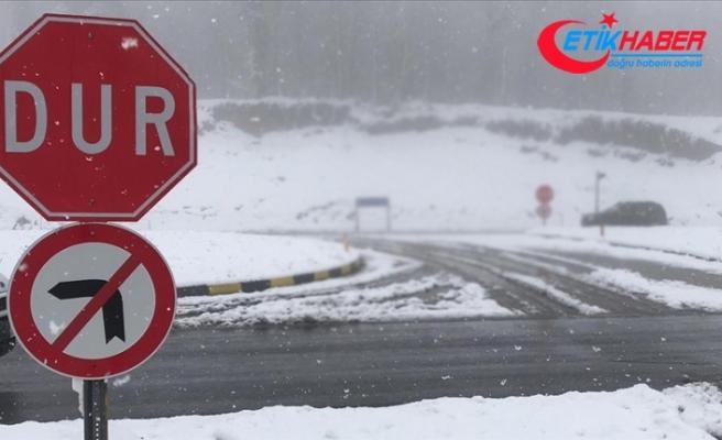 Doğu Anadolu'nun yüksek kesimlerinde karla karışık yağmur ve kar bekleniyor