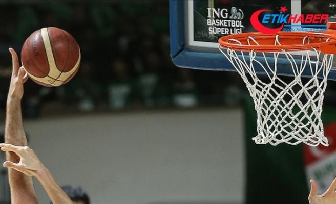 ING Basketbol Süper Ligi'nde Kovid-19 nedeniyle 2 maç ertelendi