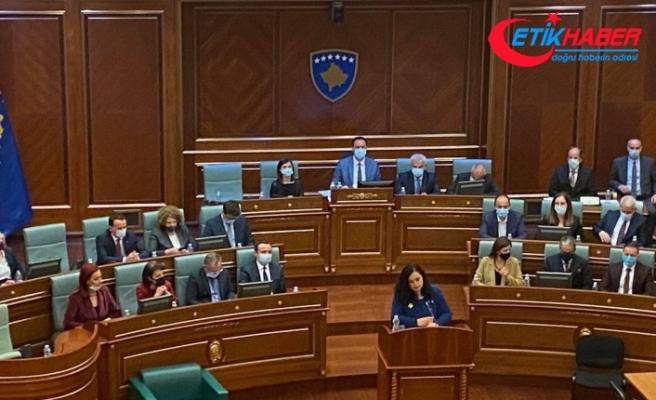 """Kosova Cumhurbaşkanı Osmani: """"Bugün Kosova bir kadın cumhurbaşkanı seçti"""""""