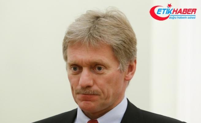 """Kremlin Sözcüsü Peskov: """"Donbass'ta çatışmaların yeniden başlaması durumunda Rusya önlem alacak"""""""