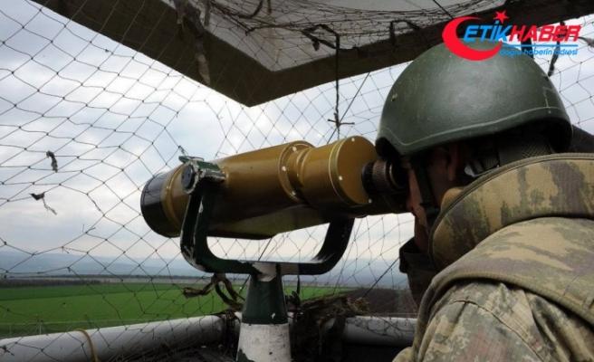 Mardin/Kızıltepe hudut hattında yakalanan 3 kişiden biri PKK/YPG'li çıktı