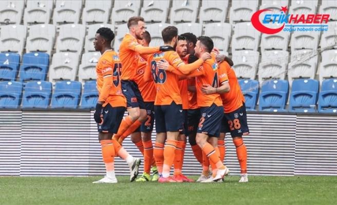 Medipol Başakşehir, Süper Lig'de yarın Kasımpaşa'ya konuk olacak