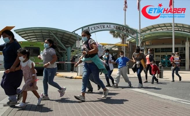 Meksika, ABD'yi mülteci akınının büyüyerek daimi hale geleceği konusunda uyardı