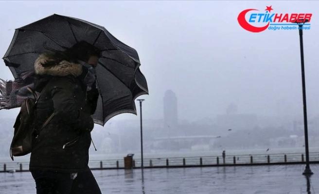 Ege ve Akdeniz'de bugün ve yarın fırtına bekleniyor