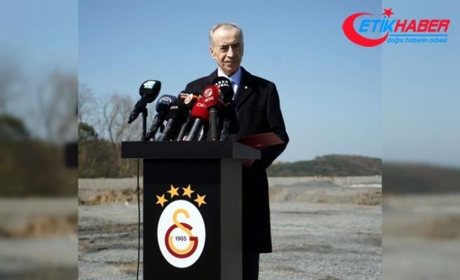 """Mustafa Cengiz: """"Galatasaray'ın ayağa kalkması gerek"""""""