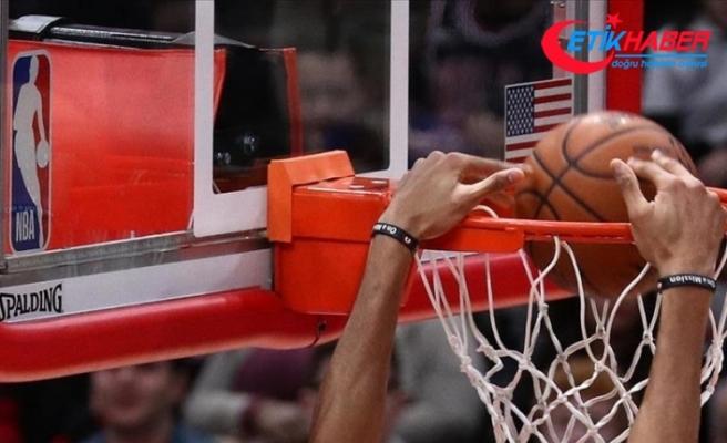 NBA'de Brooklyn Nets, Kyrie Irving'in 40 sayısının yardımıyla kazandı