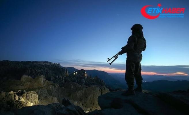 PKK'dan kaçan 5 terör örgütü mensubu güvenlik güçlerine teslim oldu