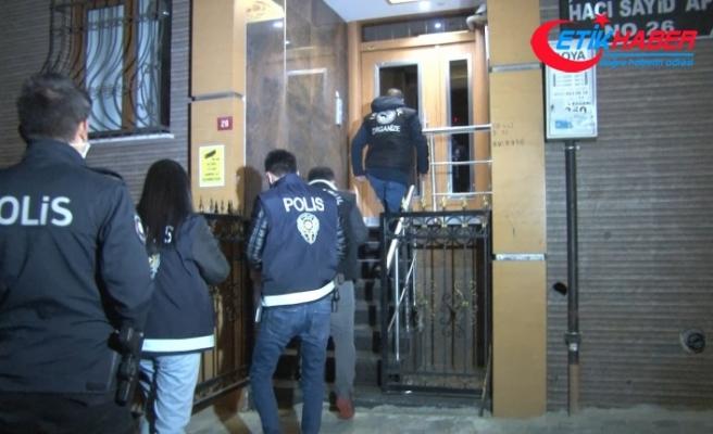 5 ilde eş zamanlı operasyon: Sedat Peker ve 62 gözaltı kararı