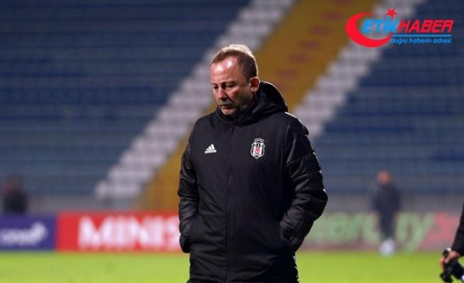 """Sergen Yalçın: """"10 tane maçımız var ve avantajlı taraf biziz"""""""