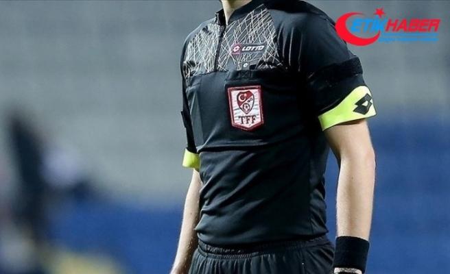 Süper Lig'de yarın oynanacak maçların hakemleri açıklandı