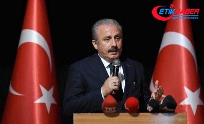 TBMM Başkanı Şentop BM 75. Genel Kurul Başkanı Volkan Bozkır'ı kabul etti