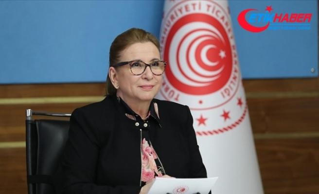 Ticaret Bakanı Pekcan'dan D-8 ülkelerine dijital ekonomi ve e-ticaret gibi alanlarda iş birliği çağrısı