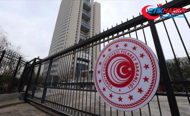Ticaret Bakanlığı 'dezenfektan alımı' iddialarına ilişkin açıklama yaptı