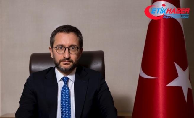 """""""Türkiye, sizin dogmalarınıza ve hükümsüz ideolojik hesaplarınıza kurban edilemez"""""""