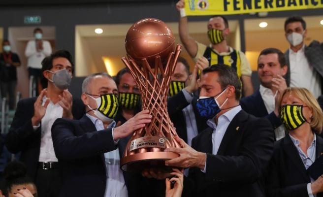 """Ali Koç: """"Namağlup şampiyon olduğumuz için daha da fazla mutluyuz"""""""
