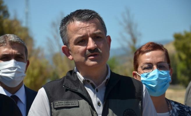 """Bakan Pakdemirli: """"Marmara'da küçük kıyı balıkçısına ödediğimiz destekleme miktarını 2 katına çıkardık"""""""