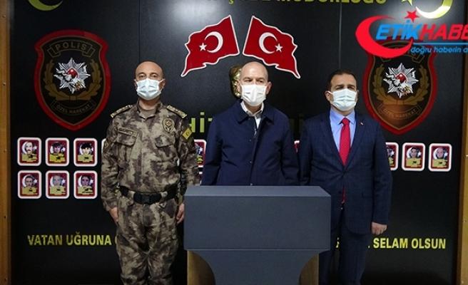 Bakan Soylu: 'Çukurca'da 3 sivili katleden turuncu listedeki terörist öldürüldü'