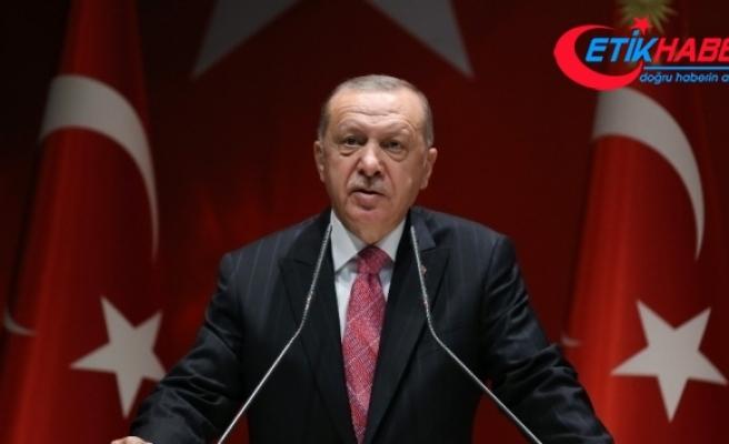 Cumhurbaşkanı Erdoğan, PKK'nın sözde Suriye genel sorumlusu teröristin etkisiz hale getirildiğini açıkladı: