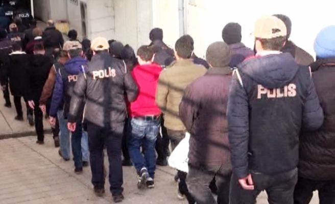 FETÖ'nün güncel talebe yapılanması operasyonunda gözaltı sayısı 16'ya çıktı