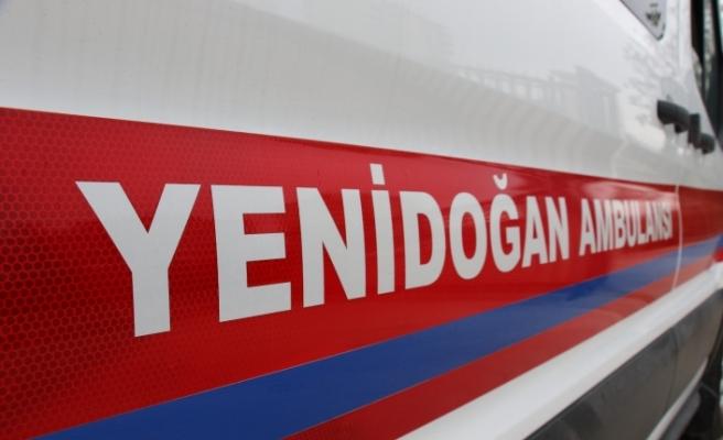 İşte Sağlık Bakanlığı'nın 'yenidoğan' ambulansı