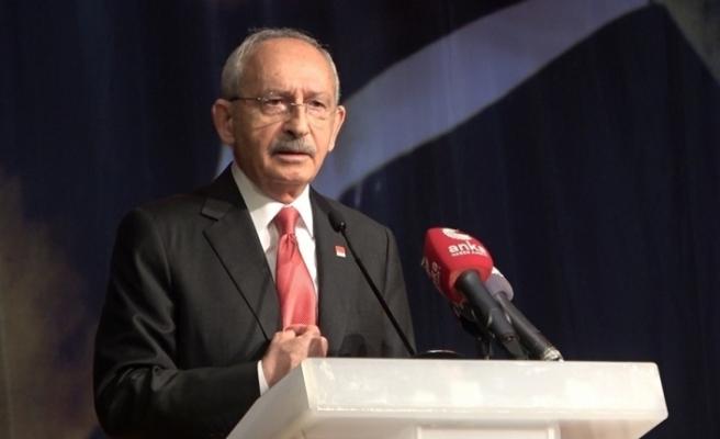 Kemal Kılıçdaroğlu, Batıkent Murat Karayalçın Meydanı Açılış Töreni'nde konuştu: