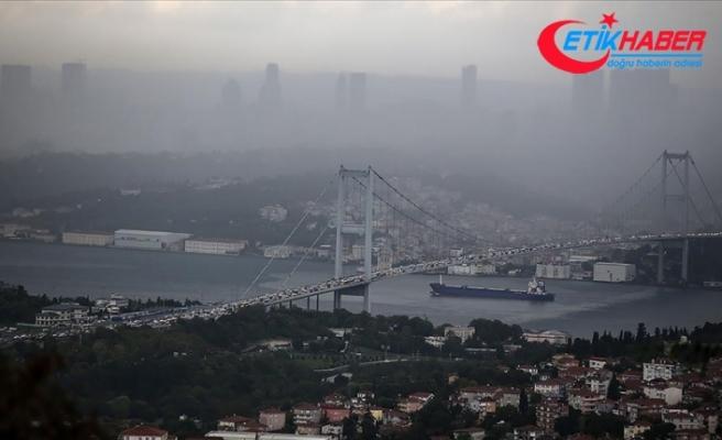 İstanbul'da bazı bölgelerde sağanak etkili oluyor