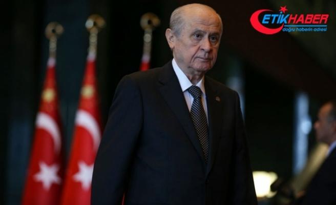 MHP Lideri Bahçeli: Bilinmelidir ki, ne dinimize laf söyletiriz, ne de Cumhuriyet'in Laiklik sütununu kırdırırız