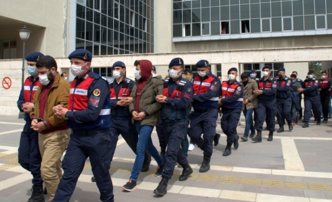 Osmaniye merkezli DEAŞ operasyonuna 6 tutuklama