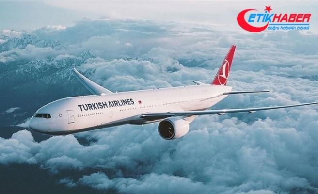 THY günlük ortalama 518 uçuşla Avrupa'da liderliğini sürdürdü
