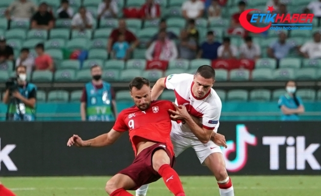 A Milli Futbol Takımı EURO 2020'ye grup sonuncusu olarak veda etti