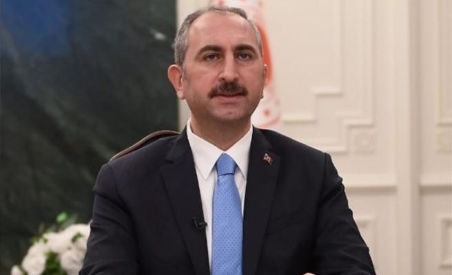 """Adalet Bakanı Gül, """"4. Yargı Paketi""""ni değerlendirdi"""