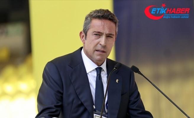 Fenerbahçe Kulübü Başkanı Koç: Bilinçli bir beklemedeyiz