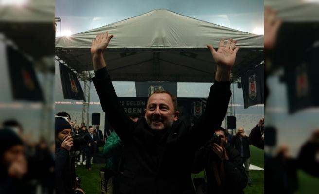 Beşiktaş'ta Sergen Yalçın ile anlaşma sağlandı