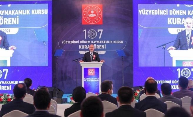 """""""Bugün PKK'nın yurt içindeki terörist sayısı, tarihinde ilk defa 250'nin altına düşmüştür"""""""