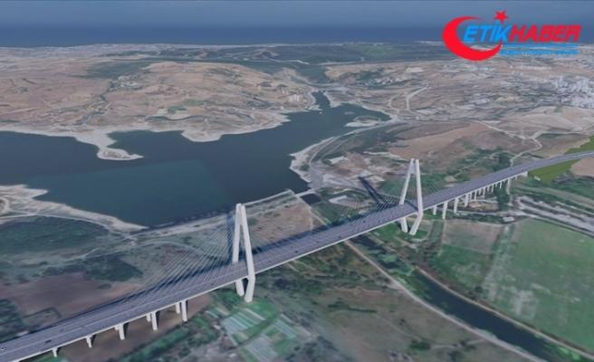 'Çılgın Proje' Kanal İstanbul'un temeli yarın atılıyor