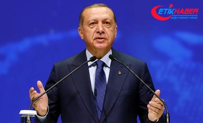 Cumhurbaşkanı Erdoğan: Temennimiz tüm müttefiklerimizin Türkiye ile tam dayanışma sergilemesi
