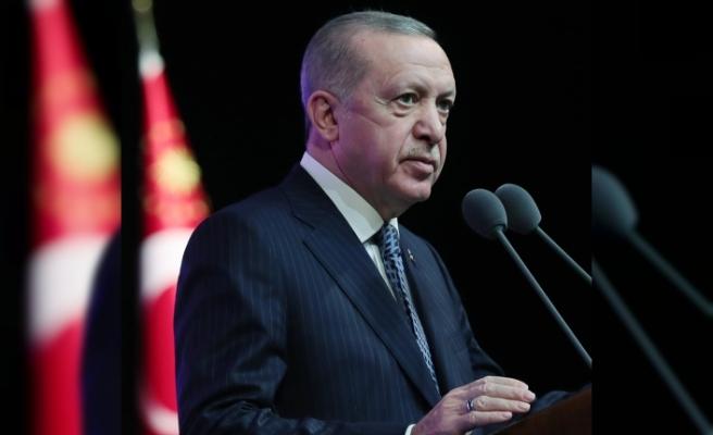 """Cumhurbaşkanı Erdoğan: """"Türk aşısı tüm insanlığın aşısı olacak"""""""