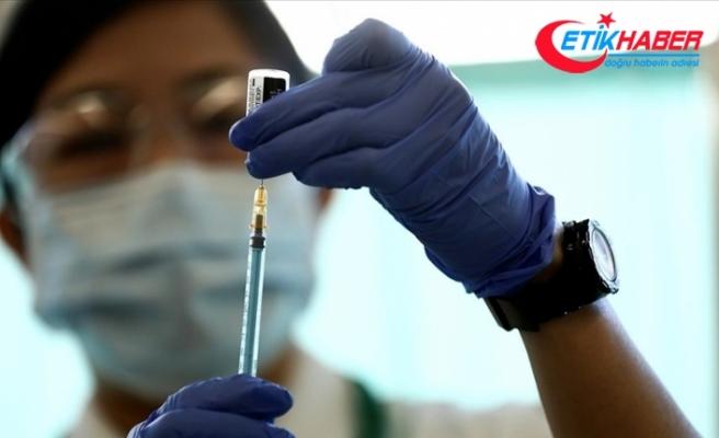 Dünya genelinde 2,5 milyar dozdan fazla Kovid-19 aşısı yapıldı