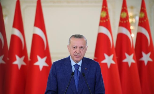 Cumhurbaşkanı Erdoğan: Şuşa'da en kısa sürede başkonsolosluk açmayı planlıyoruz