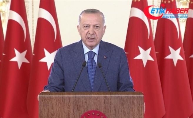 Erdoğan: Transatlantik coğrafyasının istikrarının temini için de önemli bir sorumluluk üstlendiğimizi biliyoruz