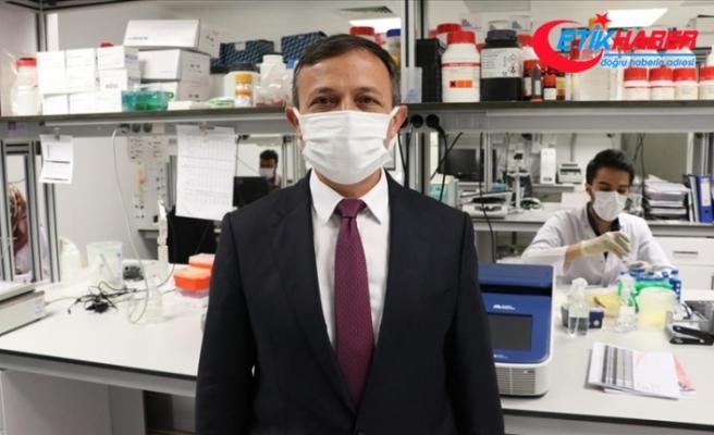 ERÜ Rektörü Çalış: 3. doz olarak yerli aşımız yetişir diye ümit ediyoruz