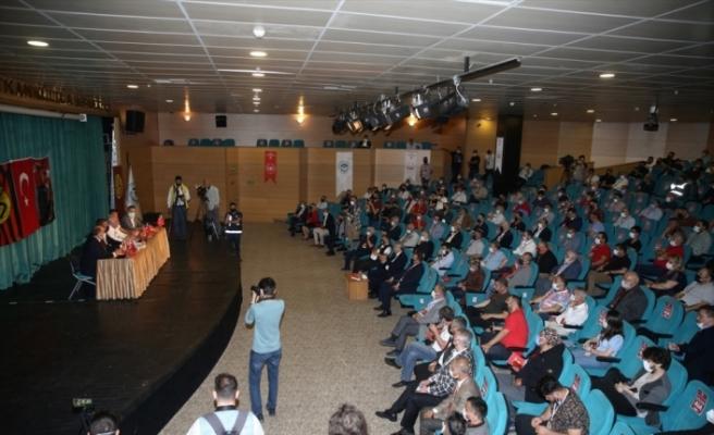 Eskişehirspor'da mali genel kurul ve olağanüstü seçimli genel kurul yapıldı