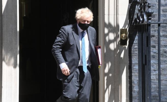 """İngiltere Başbakanı Johnson: """"Donanma gemisi, değerlerimizi savundu"""""""