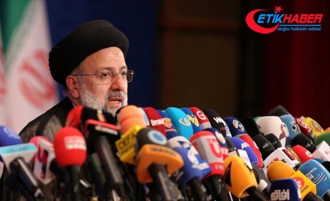 İran'ın yeni Cumhurbaşkanı Reisi: Dış siyasetimiz nükleer anlaşma ile sınırlı kalmayacak