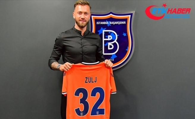 İstanbul Başakşehir Peter Zulj ile 3 yıllık sözleşme imzaladı