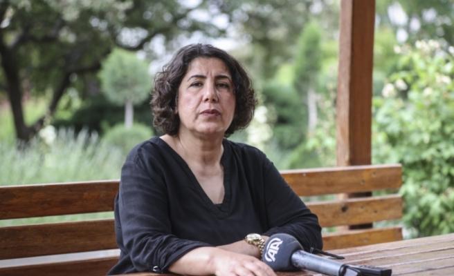 Kızı PKK tarafından kaçırılan Maide Töremiş Aktaş, Almanya'da sürdürdüğü evlat nöbetini anlattı: