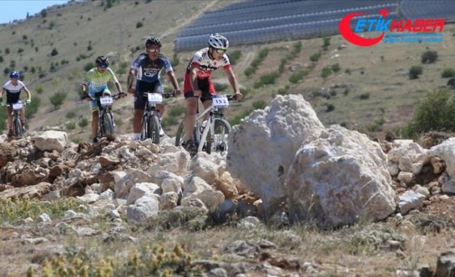 Levent Vadisi Dağ Bisikleti Kupası yarışları Malatya'da başladı