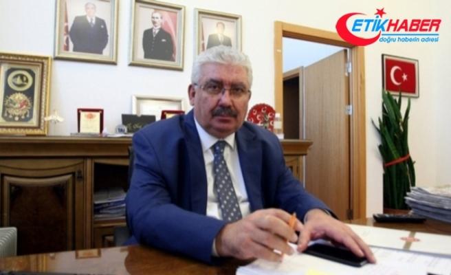 MHP'li Yalçın: 'Ersan Şen, HDP'nin kapatılmasını istemediğini böylece ikrar etmiş oldu'